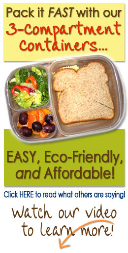 For those of you packing multiple lunches: EasyLunchboxes (plus 10% ...