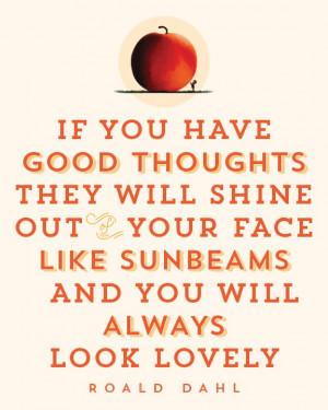 Roald Dahl #quote