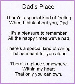 previous poem next poem dad isn t here on fathers