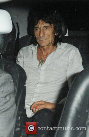 Ronnie Wood Pictures