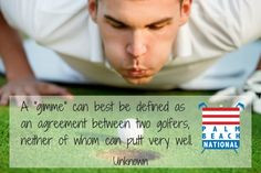 golf quote we wonder who said it more funny golf quotes funny golf ...