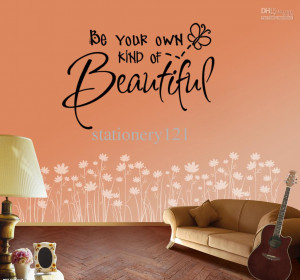 DIY Removable Wall Quote Decal Sticker Vinyl Art Decor Lettering ...