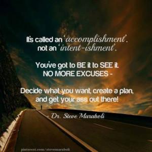 Discipline Is The Bridge Between Goal And Accomplishment