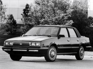 Chevrolet Celebrity Classic '1986–89