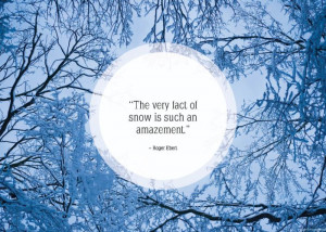 25 Nice Quotes About winter and snow 006