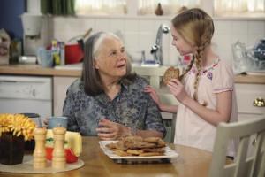 Grandma and Granddaughter - TV Fanatic