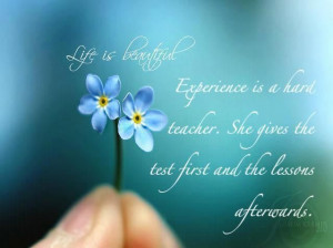 Life Is Beautiful Experience