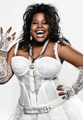 Chatter Busy: Amber Riley Quotes