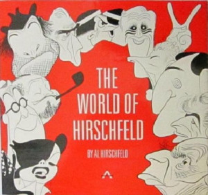 Al Hirschfeld Quotes