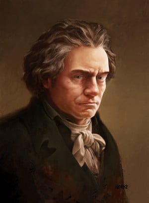 Ludwig van Beethoven #Composers #Quotes