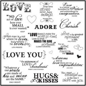 LASTING LOVE QUOTES : 01-005539