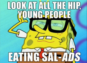 Funny Spongebob Pictures and Faces