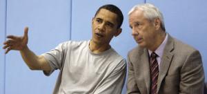 president barack obama correctly selected north carolina as the ...