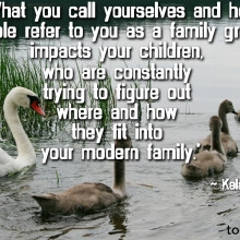 Blended Family Quotes For...