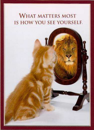 What should you see in yourself? Imagine and become Great!