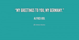 Quotes About Germany