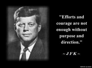 quote from John F. Kennedy... #RememberingJFK #JFK #quotes: John ...
