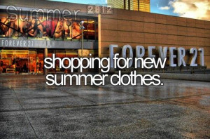 ... this image include: fashion, forever 21, outfit, shopping and summer