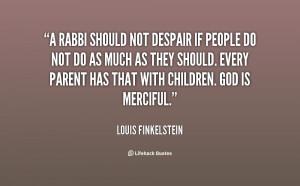Rabbi Quotes