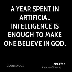 Alan Perlis Science Quotes