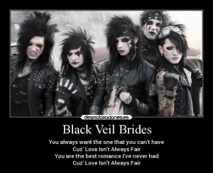 black veil brides inspirational quotes
