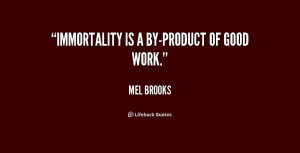 Mel Brooks Quotes