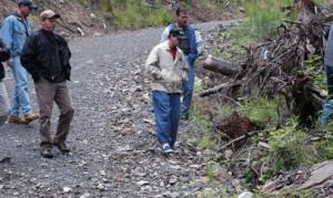 Green River Killer Crime Scene