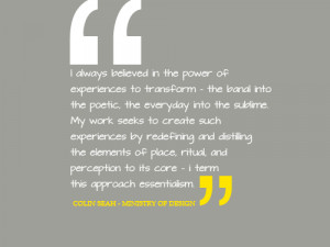 Quote_Colin-Seah-on-Experiential-Design_Ministry-of-Design-Architects ...