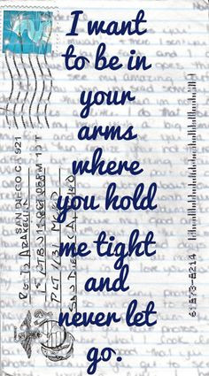 Promise kept by SillyGooseWordArt on Etsy Long distance love # ...