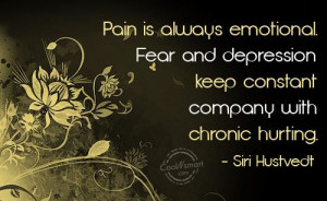 quotes about fear of being hurt