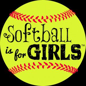 Quotes For Softball And Logos