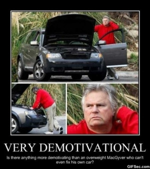 Fat MacGyver - Funny Pictures, MEME and Funny GIF from GIFSec.com