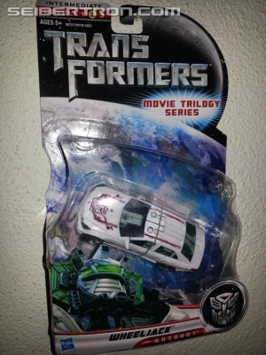 Transformers Gives First