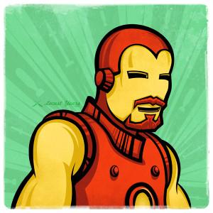 ... comics Superman Wolverine spider-man flash movember wes montgomery