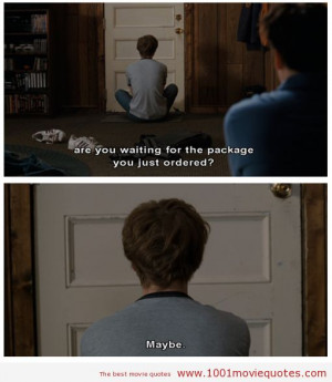 Scott Pilgrim vs. the World (2010) - movie quote