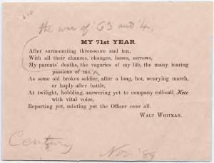 whitman poem walt whitman 36333 walt whitman complete poems prose of ...