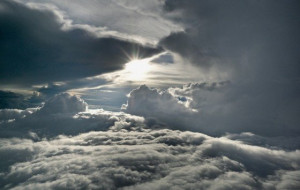 Imagens deslumbrantes do céu