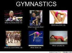 Gymnastics Quotes And Sayings Gymnastics vault.