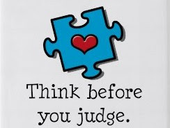 Think Before You Judge