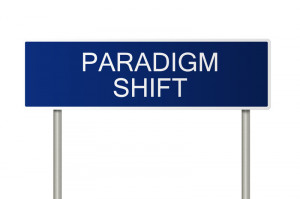 BETTER is not BiGGER any more - Paradigm Shift & the Paradox of Power