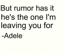 adele, bless, blue, break up, cheating, clouds, cold, down, famous ...