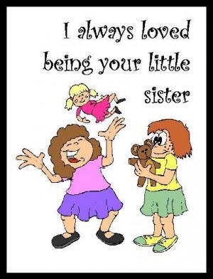 funny sister birthday card