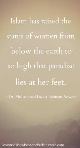 Quotes About Women In Islam