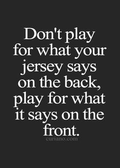 Love Rugby Quotes