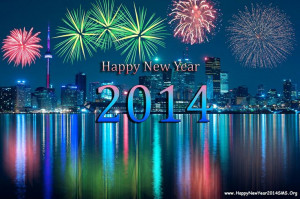 Happy New Year 2014 Quotes and Sayings