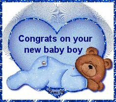 ... baby boy quotes | Congratulations On your new baby Boy! | DesiComments