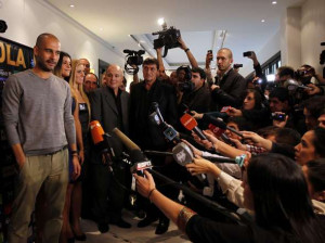 Pep quotes from Argentina talk