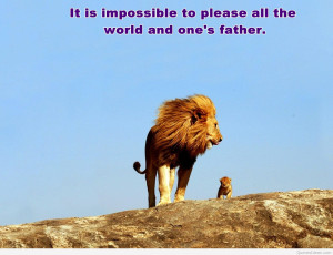 tag archives dad lion quote awesome dad quote with lion wallpaper hd
