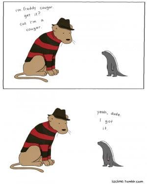Simpsons animator Liz Climo's cute and funny animal comics