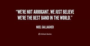 Funny Arrogant Quotes